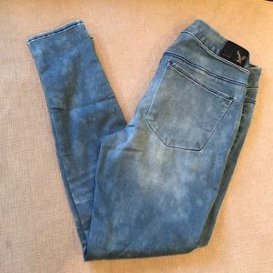 American Eagle Extreme Stretch Jeggings